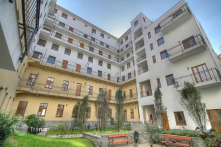 3 bedroom apartments for sale in Hungary. New two-level apartment in a modern residence with a concierge, in the 7th district of Budapest, Hungary