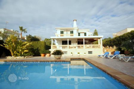 5 bedroom houses for sale in Balearic Islands. Luxury detached house with pool in Bonanova, Ibiza