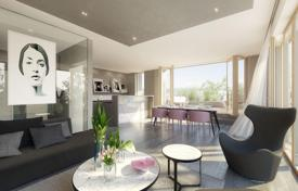New homes for sale in Praha 10. Two-bedroom apartment with a balcony and a storage area in the eco-friendly residential complex in Prague-10