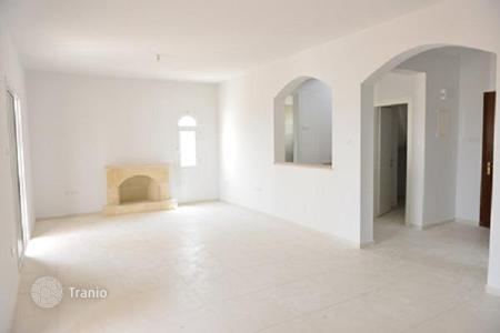 3 bedroom houses for sale in Limassol. Villa with a solarium and a view of the sea and the mountains, Pissouri, Cyprus