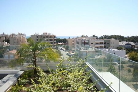 5 bedroom apartments by the sea for sale in Germasogeia. Apartment – Germasogeia, Limassol, Cyprus