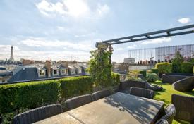 Luxury property for sale in 8th arrondissement of Paris. Paris 8th District – A superb 160 m² penthouse apartment