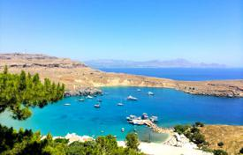 Residential for sale in Aegean Isles. Development land – Rhodes, Aegean Isles, Greece