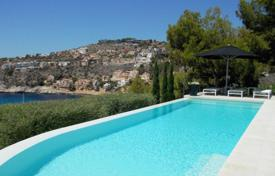 5 bedroom houses for sale in Balearic Islands. Villa – Port d'Andratx, Balearic Islands, Spain