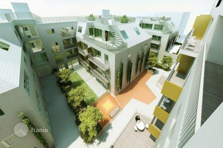 New homes for sale in Wieden. New comfortable apartments with a balcony in the heart of one of the most beautiful residential areas of Vienna, in the center of Vienna 4