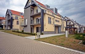 1 bedroom apartments from developers for sale overseas. Flats in a quiet setting, Hévíz