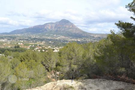 Cheap development land for sale in Alicante. Development land – Javea (Xabia), Valencia, Spain