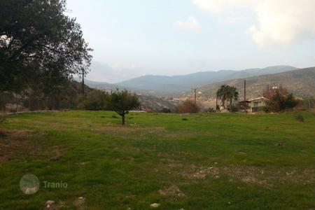Cheap development land for sale in Foinikaria. Development land - Foinikaria, Limassol, Cyprus
