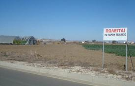 Development land for sale in Perivolia. Building Plot