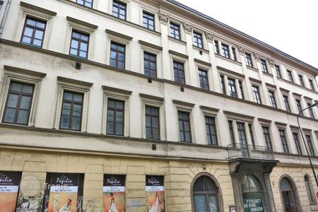 Commercial property for sale in Prague. Apartment building – Praha 1, Prague, Czech Republic