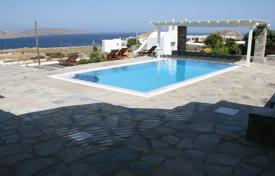 4 bedroom houses for sale in Aegean. Villa – Mikonos, Aegean, Greece