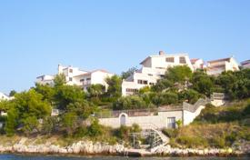 Residential for sale in Žedno. A spectacular seafront villa with straight entrance to the beach for sale on Ciovo island, Croatia