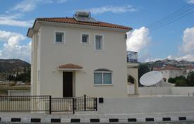 Houses with pools by the sea for sale in Agios Tychon. Three Bedroom Detached House