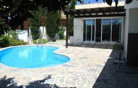 Houses with pools by the sea for sale in Limassol. Two Bedroom Detached Bungalow
