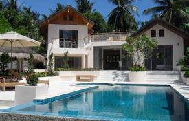 3 bedroom villas and houses to rent in Ko Samui. Luxury villa near the beach of Chaweng