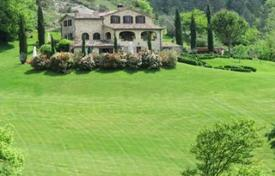 Magnificent stone villa with a pool in Umbertide, Umbria, Italy for 2,100,000 €