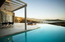 4 bedroom villas and houses by the sea to rent overseas. Villa – Elounda, Crete, Greece