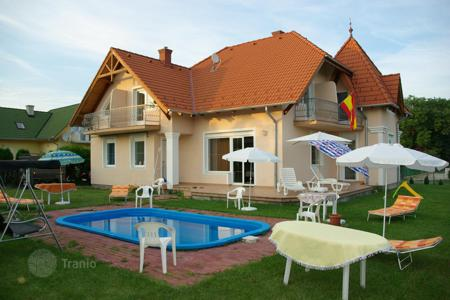 Houses with pools for sale in Hungary. The property is situated in an orderly and peaceful side-street