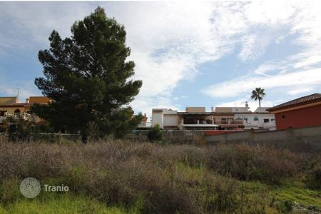 Cheap land for sale in Costa del Sol. Land of 500 m², Mijas