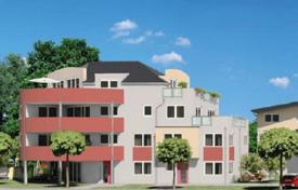 One-room apartment with a garden and a spacious terrace in a new building in Rosenheim, Bavaria, Germany for 190,000 €