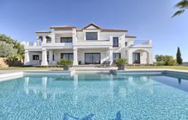 Superb Modern Mediterranean Villa Los Flamingos Golf, Benahavis for 3,650,000 €