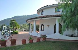 6 bedroom houses for sale in Liguria. Luxury villa with olive grove in Andorra, Italy