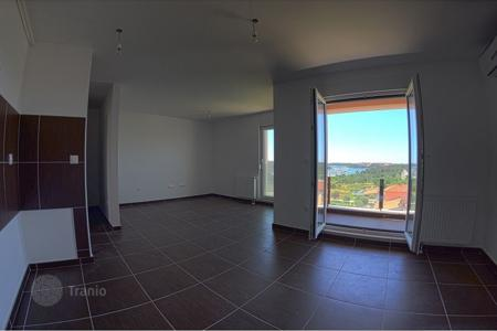 Cheap apartments for sale in Istria County. Istria Verudela, Apartment with sea view, new building!