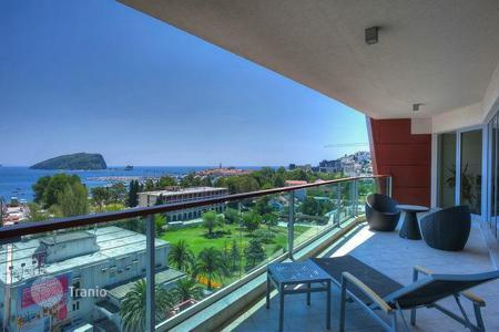 3 bedroom apartments for sale in Montenegro. Luxury luxury apartment with panoramic sea views, Budva, Montenegro. The price is reduced by 10%