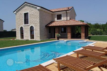 3 bedroom houses for sale in Croatia. Detached stone villa in Mediterranean style, four kilometers from the sea on the island of Krk in Croatia