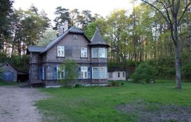 Development land for sale in Jurmalas pilseta. A plot of land in the prestigious area of Jurmala