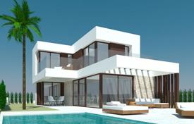 Modern detached villa with pool in Finestrat for 495,000 €