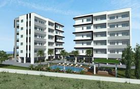 New homes for sale in Cyprus. Two-bedroom apartment in a new building 100 m from the sea in the area of Agios Tychonas, Limassol