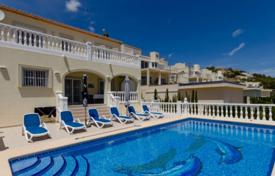 Property for sale in Calpe. Villa – Calpe, Valencia, Spain