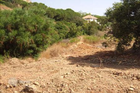 Cheap land for sale in Costa del Sol. Plot for sale in Elviria, Marbella East