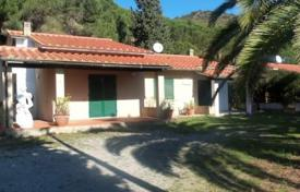 Houses for sale in Livorno. Mediterranean style villa with mountain views in Campo nell'Elba, Tuscany, Italy