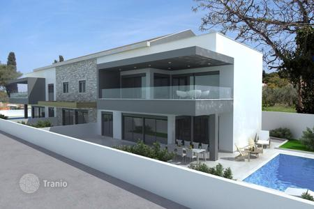 "2 bedroom apartments for sale in Istria County. Exclusive apartment with a sea view, in a new complex class ""luxury"", 70 meters from the beach, Fažana, Istria"