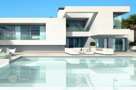 Luxury new homes for sale in Spain. New home – Benitachell, Valencia, Spain