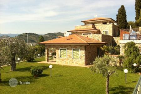 Luxury houses with pools for sale in Liguria. Villa – Province of Imperia, Liguria, Italy