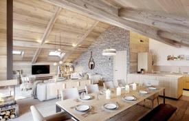 Property for sale in Auvergne-Rhône-Alpes. New five-room apartment in a prestigious complex, Meribel, Alpes, France