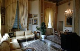 Luxury apartments for sale in Florence. Two-storey apartment in a classical style, Florence, Tuscany, Italy