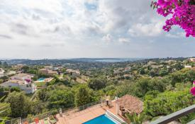 Houses with pools for sale in Vallauris. Up The Hills of Antibes — Provençal Villa