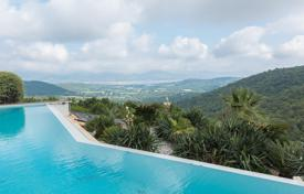 Villas and houses to rent in Gassin. Close to Saint-Tropez- Panoramic view