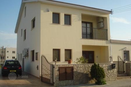 Coastal townhouses for sale in Larnaca. Three Bedroom Semi Detached House with Title Deeds
