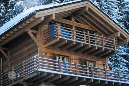 Villas and houses for rent with swimming pools in Swiss Alps. Chalet – Bagnes, Verbier, Valais,  Switzerland