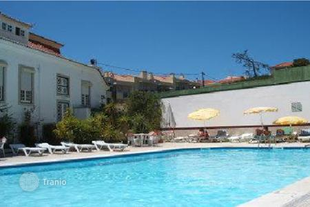 Hotels for sale in Portugal. A hotel in Estoril