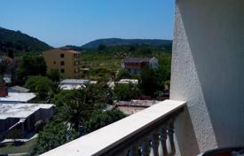 2 bedroom apartments for sale in Bar. Duplex with a balcony and a terrace with sea and mountain views, in a new residential building near the beach, Sutomore, Bar, Montenegro
