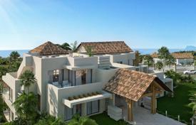 New homes for sale in Andalusia. Off Plan: Sea View Apartments? Marbella Club Hills? Benahavis