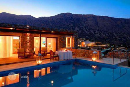 3 bedroom villas and houses to rent in Elounda. Villa – Elounda, Crete, Greece