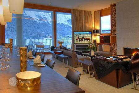 Residential to rent in Switzerland. Chalet – St Moritz, Graubunden, Switzerland