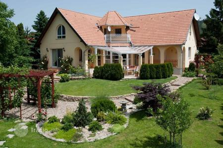 4 bedroom houses for sale in Lake Balaton. Detached House with an exclusive interior design with very high standards, near Keszthely and Hévíz in a popular settlement by Lake Balaton